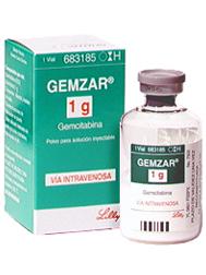 Гемзар (Gemcitabine) - лечение немелкоклеточного рака легких в Израиле