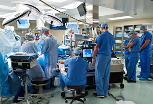 Впервые в Израиле проведена малоинвазивная операция на митральном клапане